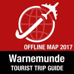 Warnemunde Tourist Guide Offline Map on the App Store
