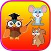 動物のための語彙学習 - 4楽しいゲーム