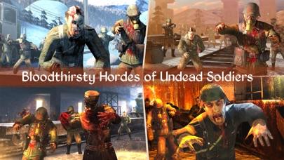Zombie Call: Dead Shooting Sniper 3D screenshot four