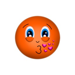 Orbie - Emoticon stickers by Poedil