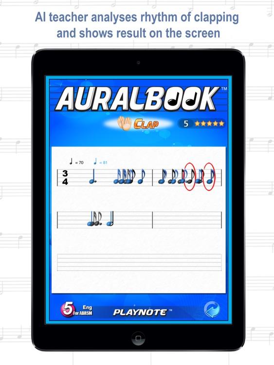 AURALBOOK for ABRSM Grade 5 HD screenshot-4