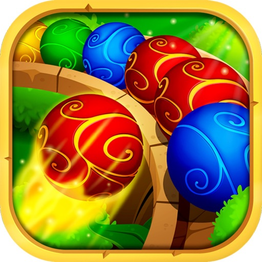 Poping Ball - Ocean Marble icon