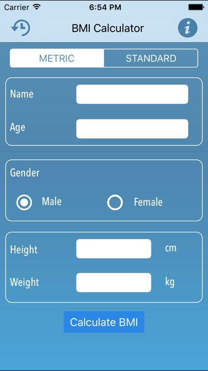Instant BMI Calculator -Control Your Weight & BMI