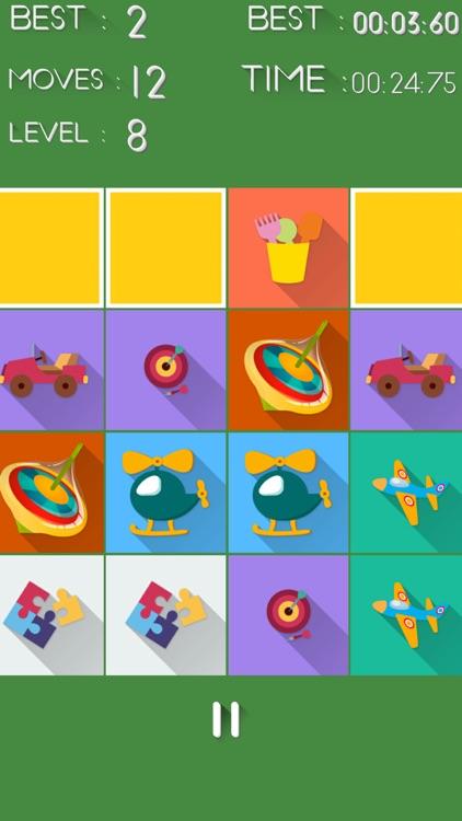 Brainiac Memory Match screenshot-3