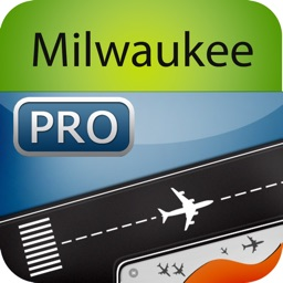 Milwaukee Airport Pro (MKE)+ Flight Tracker HD