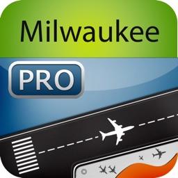 Milwaukee Airport Pro (MKE)+ Flight Tracker HD