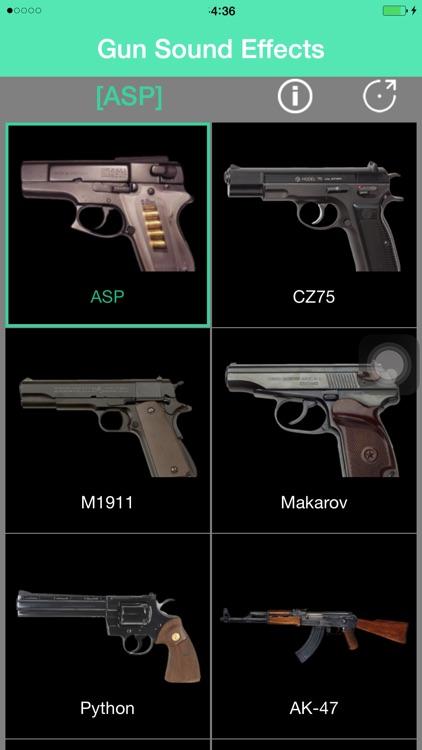 Gun Sound Effects Pro Free