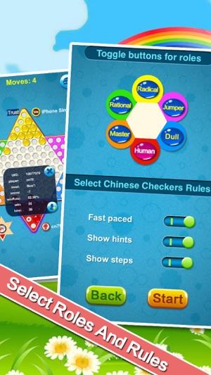 Chinesischer Checker Online-Multiplayer