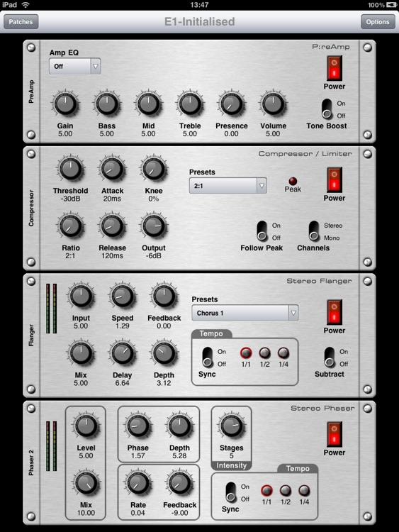 StompBox Lite screenshot-4