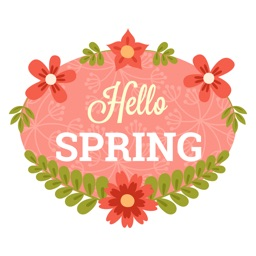 Welcome Spring ! - Sticker Pack