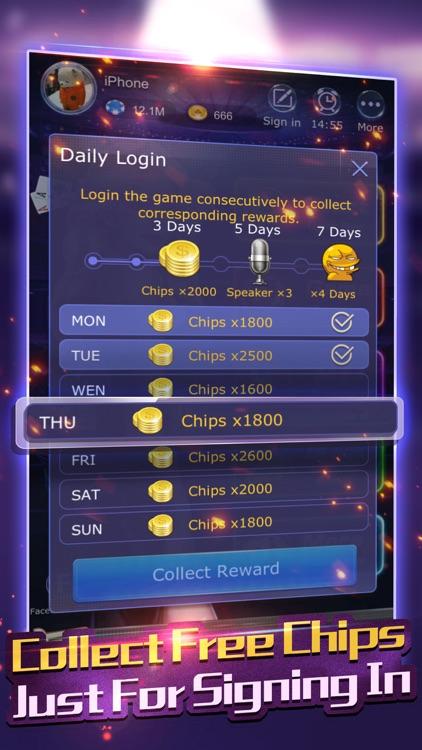 天天德州撲克-經典紙牌遊戲廳 screenshot-3