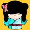 Kokeshi Animated Japanese Dolls