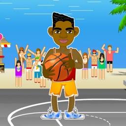 Street Basketball Star - Shooting Challenge