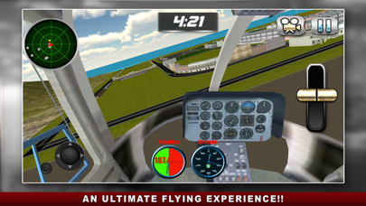 Flight Pilot Helicopter Game 3D: Flying Simulator 3