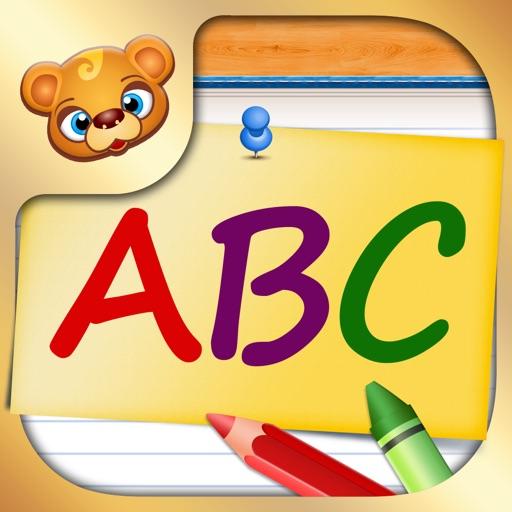 123 Kids Fun ALPHABET - English Alphabet for Kids