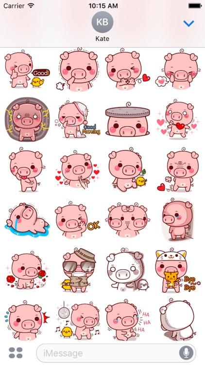 Pig Baby 3 screenshot-3