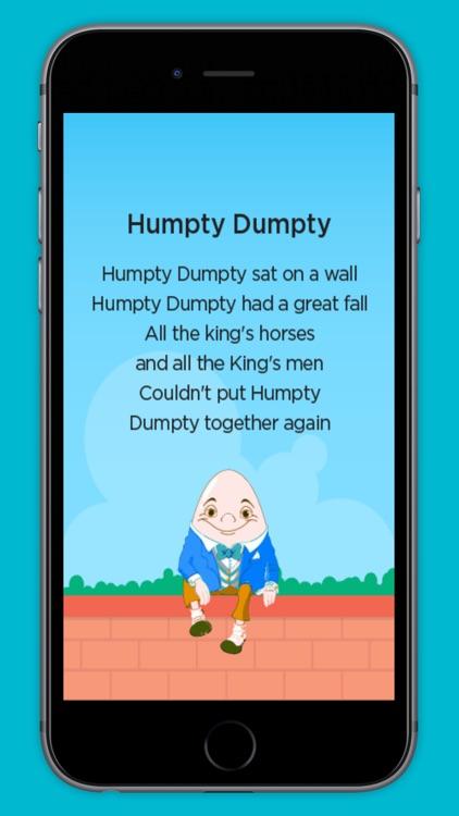 Nursery Rhymes For Children screenshot-4