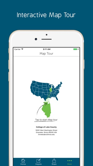 College of Lake County on the App Store