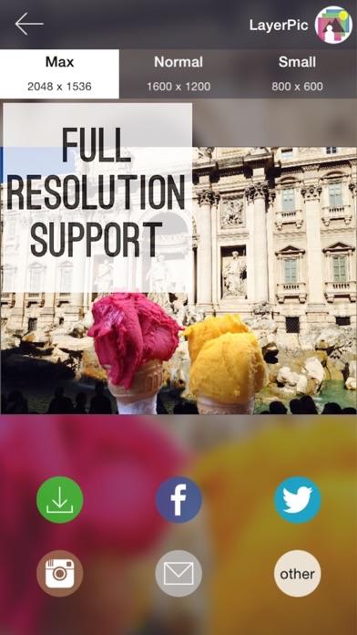 Collage Maker : Photos Mixer & Creator Screenshot on iOS