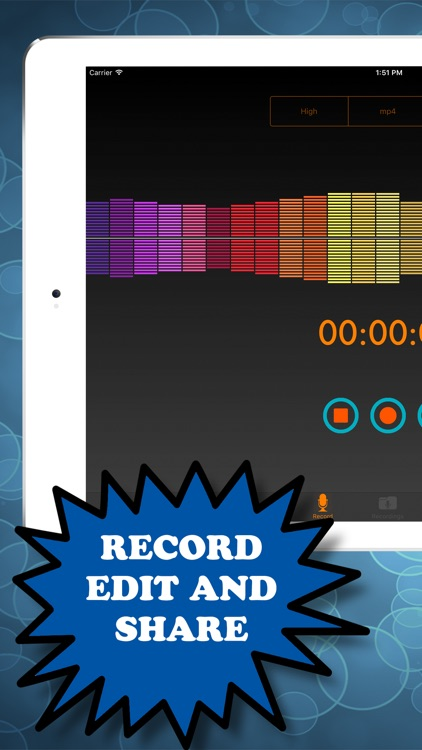 LF Recorder PRO - HD Record & Edit -  Sound, Voice