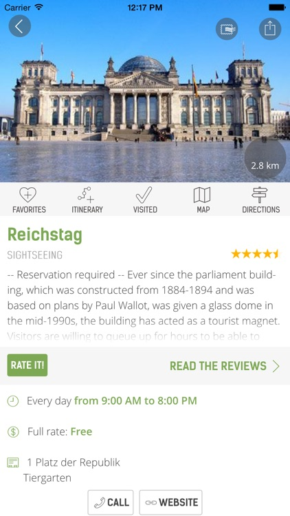 Berlin Travel Guide (with Offline Maps) - mTrip screenshot-4