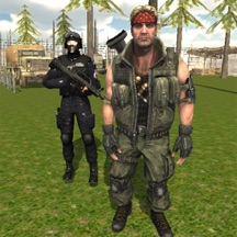 Commando Behind EnemyLines Sniper Combat Blackouts