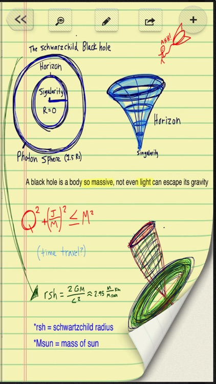 Sketchworthy - Notes, Sketches, and Ideas screenshot-3