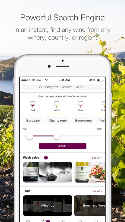 WineAdvisor screenshot-2