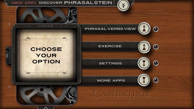 Phrasal Verbs Machine Lite Screenshot
