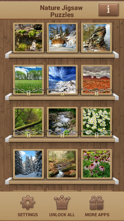 Nature Jigsaw Puzzles screenshot-1