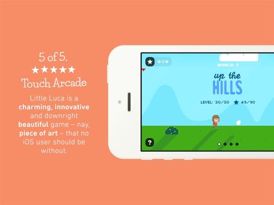 Screenshot #1 for Little Luca