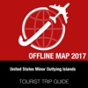 美国边远小岛 旅游指南+离线地图