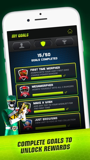 Power rangers dino charge scanner on the app store solutioingenieria Gallery