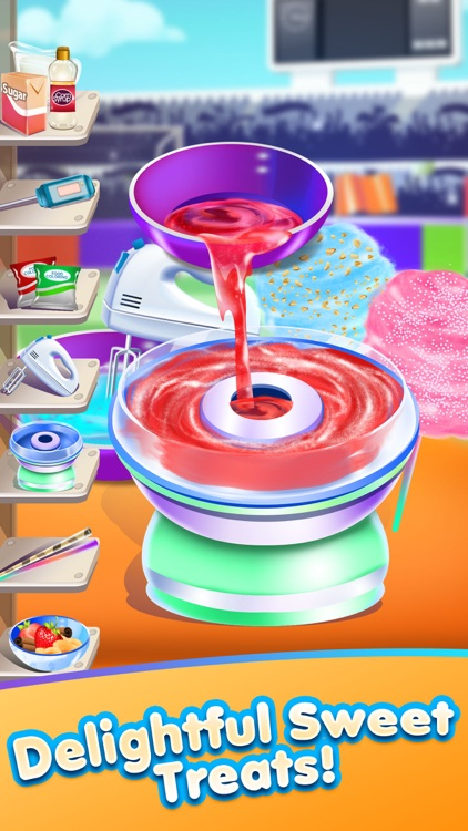 Kids Food Cooking Games screenshot-3