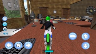 Office Bike Stunt Racing Sim-ulator screenshot three