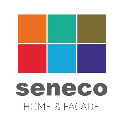 SENECO - фасадные краски и штукатурки