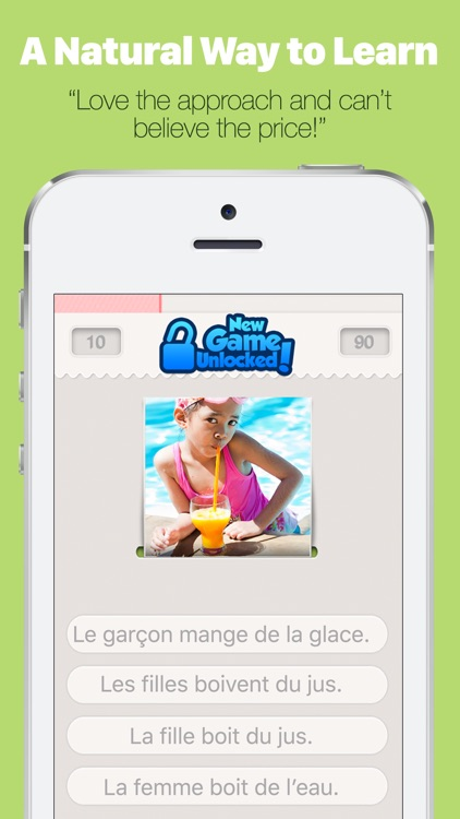 Learn French with Lingo Arcade screenshot-3
