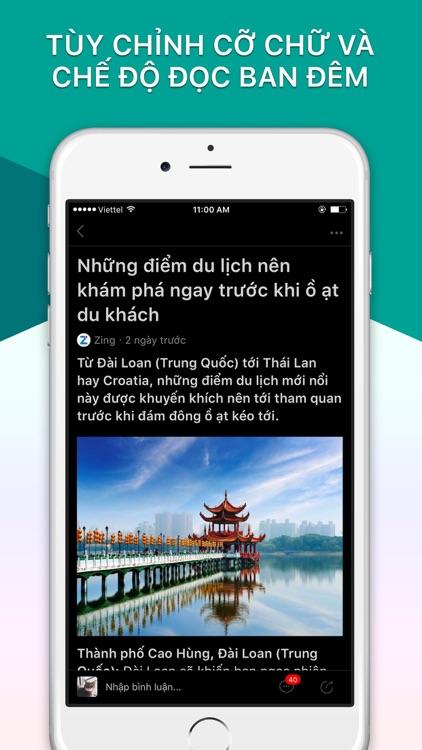 BÁO MỚI: Đọc Báo, Tin Mới 24h screenshot-3