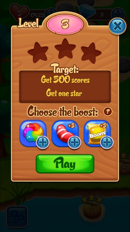 Candy Jelly Fruit Blast : Match 3 Games Mania