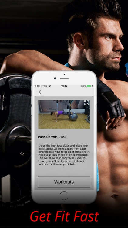 Chest Exercises and Workouts for Building Muscle screenshot-4