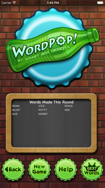 WordPop! Free screenshot-3