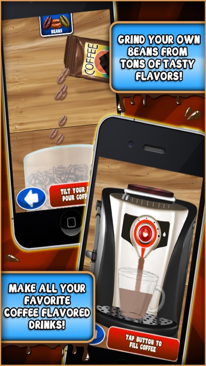 Coffee Shop Maker Game screenshot-4