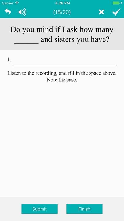 bting English - English Conversation Core screenshot-4