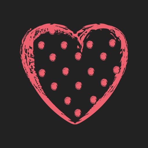 Hearts, Love & Valentine's Stickers