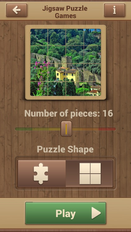 Jigsaw Puzzle Games - Amazing Brain Game screenshot-2