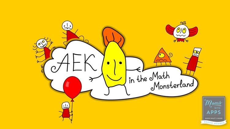 Aek in the Math Monsterland screenshot-0