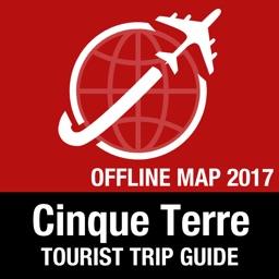 Cinque Terre Tourist Guide + Offline Map
