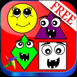 Kindergarten Learning Games : Shapes for Kids FREE