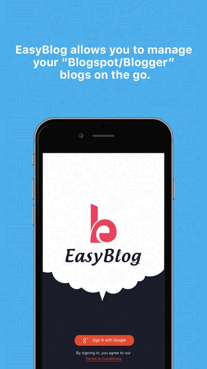 EasyBlog (for Blogger/Blogspot)