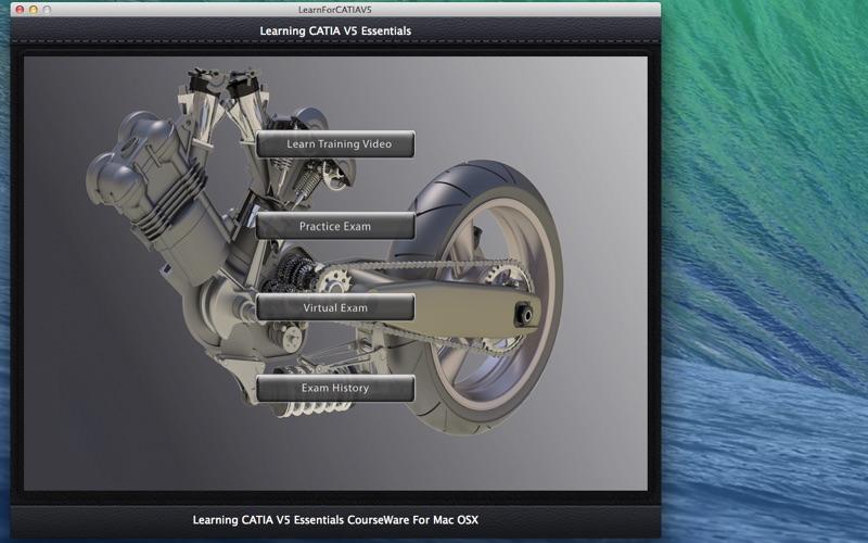 LearnFor CATIAV5 screenshot 1